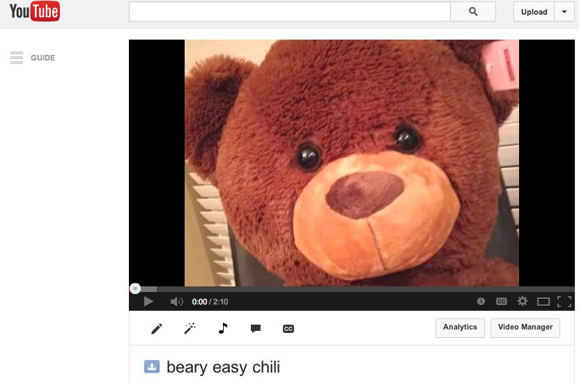 Using Imovie To Make An Instructional Video Sshifferd